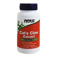 Now Foods Cat's Claw Extract Котешки нокът екстракт  х 60 капсули