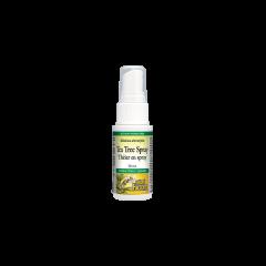 Natural Factors Tea Tree Spray theier en spray Масло от чаено дърво / спрей / - антибактериални и противогъбични свойства 30 мл