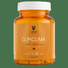 Curcuma за здрава имунната система х60 капсули Vital Concept