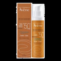 Avene Sun Cleanance Слънцезащитен тониран крем SPF50+ 50 мл