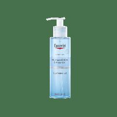 Eucerin DermatoClean Hyaluron Измиващ гел за лице за нормална и смесена кожа 200 мл