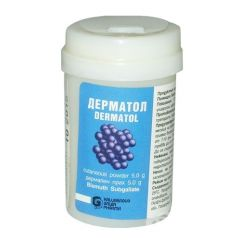 Дерматол 20 гр Chemax Pharma