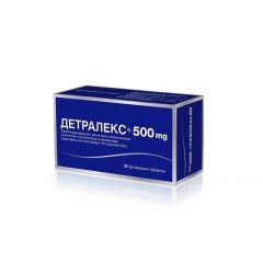 Детралекс при разширени вени и хемороиди 500 мг х 90 филмирани таблетки Servier