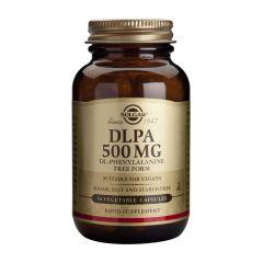 Solgar DLPA Д-Л Фенилаланин антидепресант х50 капсули