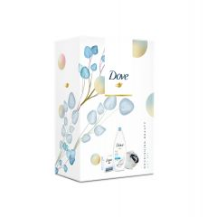 Dove Nourishing Beauty Gentle Exfoliating Подаръчен комплект