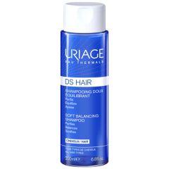 Uriage DS Hair Soft Balancing Почистващ и балансиращ шампоан за коса 200 мл
