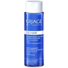 Uriage DS Hair Anti-Dandruff Почистващ и успокояващ шампоан против пърхот 200 мл
