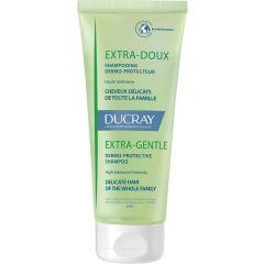 Ducray Extra-Doux Дермо-протективен шампоан за честа употреба 100 мл