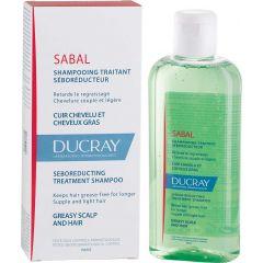 Ducray Sabal Себорегулиращ третиращ шампоан 200 мл