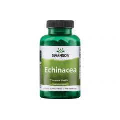 Swanson Ehinacea Ехинацея 400 мг х 100 капсули