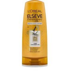 Elseve Extraordinary Oil Coconut Подхранващ балсам за нормална към суха коса 200 мл
