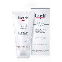 Eucerin AtopiControl Крем за ръце 75 мл