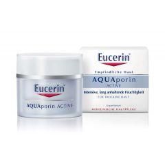 Eucerin Aquaporin Active Хидратиращ дневен крем за суха кожа 50 мл