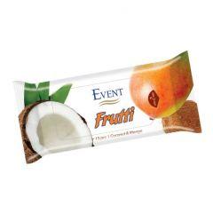 Event Frutti Почистващи мокри кърпи с аромат на манго и кокос 15 бр