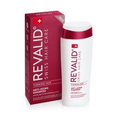 Revalid Anti-Aging Shampoo Шампоан Анти-ейдж за тънка коса 200 мл