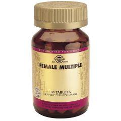 Solgar Female Multiple Мултивитамини за жени х60 таблетки