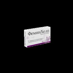 NaturProdukt Феминхелп при инконтиненция х56 таблетки