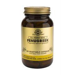 Solgar Fenogreek Cминдyx влияе на нивата на инсулин в организма х100 капсули