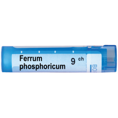 Boiron Ferrum phosphoricum Ферум фосфорикум 9 СН