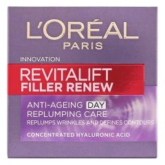 Loreal Revitalift Filler Renew Дневен крем за лице против бръчки 50 мл