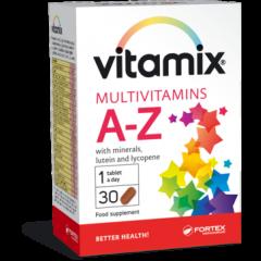 Fortex Vitamix Мултивитамини от А до Я х30 таблетки