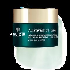 Nuxe NuxurianceUltra Регенериращ нощен крем за всеки тип кожа 50 мл