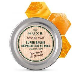 Nuxe Reve de Miel Подхранващ балсам с мед за лице и тяло 40 мл