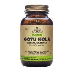 Solgar Gotu Kola Extract Готу Кола корен екстракт за разширени вени x100 капсули