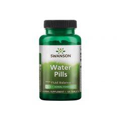 Swanson Water Pills Уотър Пилс  х 120 таблетки