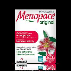 Vitabiotics Menopase Original за поддържане на хормоналния баланс в периода на менопауза  x 30 таблетки