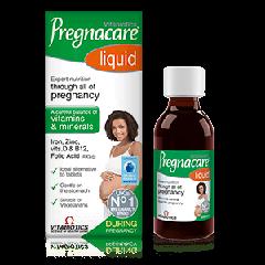 Vitabiotics Pregnacare Liquid Сироп за бременни и кърмещи жени x 200 мл