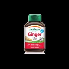 Jamieson Ginger Джинджифил 340 мг х 30 капсули