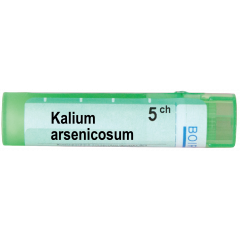 Boiron Kalium arsenicosum Калиум арсеникум 5 СН