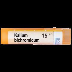 Boiron Kalium bichromicum Калиум бихромикум 15 СН