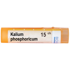 Boiron Kalium phosphoricum Калиум фосфорикум 15 СН