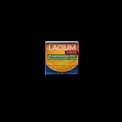 NaturProdukt Lacium Джуниър Пробиотик с 25 млрд бактерии и инулин х10 капсули