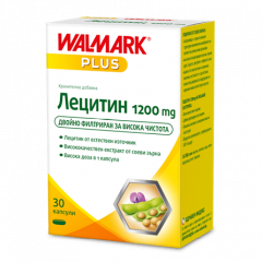 Walmark Лецитин 1200 мг х 30 капсули