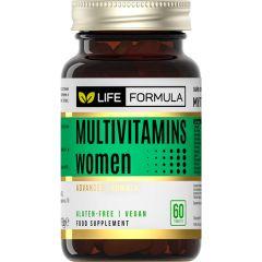 Life Formula Мултивитамини за жени х60 капсули