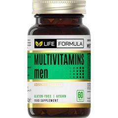 Life Formula Мултивитамини за мъже х60 капсули