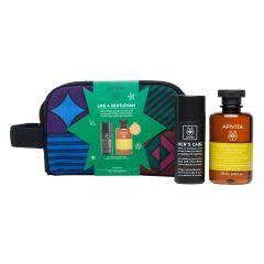 Apivita Like A Gentleman Gift Set Подаръчен комплект за мъже