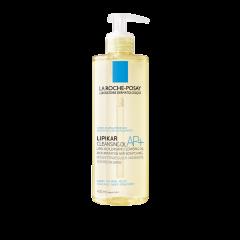 La Roche-Posay Lipikar AR+ Липидовъзстановяващо измиващо олио за бебета, деца и възрастни 400 мл