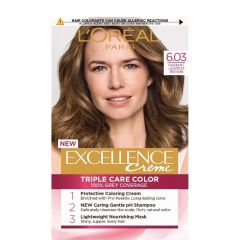 Loreal Excellence  Creme Боя за коса, 6.03 Radiant Lightest Brown