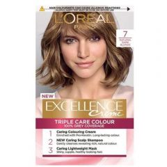 Loreal Excellence Creme Боя за коса, 7 Natural Dark Blonde