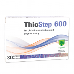 Magnalabs Thiostep 600 При диабет х30 капсули