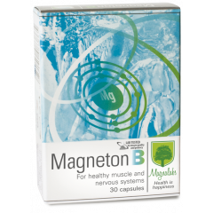 Magnalabs Magneton B За здрава мускулна и нервна система х30 капсули