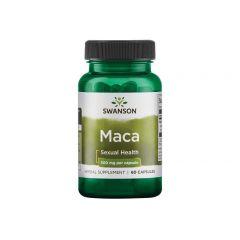 Swanson Maca Сексуално здраве 500 мг х60 капсули