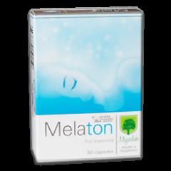 Magnalabs Melaton При безсъние и стрес х30 капсули