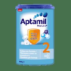 Aptamil Advance ProNutra 2 Адаптирано мляко 6-12 месеца 800 гр