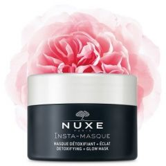 Nuxe Insta-Masque Детоксикираща и озаряваща маска за лице 50 мл