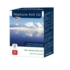 Herbamedica Neptune Krill Oil За поддържане на сърдечно-съдовата система и ставите х30 капсули